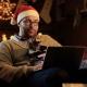 Santa Laptop